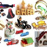 Купить игрушки для песочной терапии